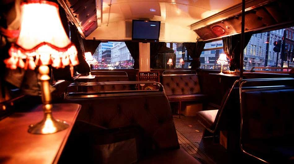 Private Events  The Ghost Bus Tours
