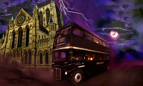 York Ghost Bus Tours important update