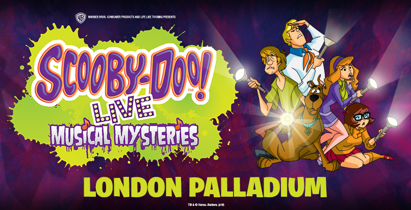 The Ghost Bus Tours Ltd in association with Scooby-Doo Live! bring you an exciting competition!