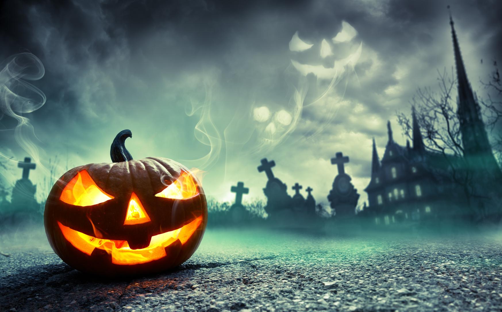 Halloween Month Celebrations!