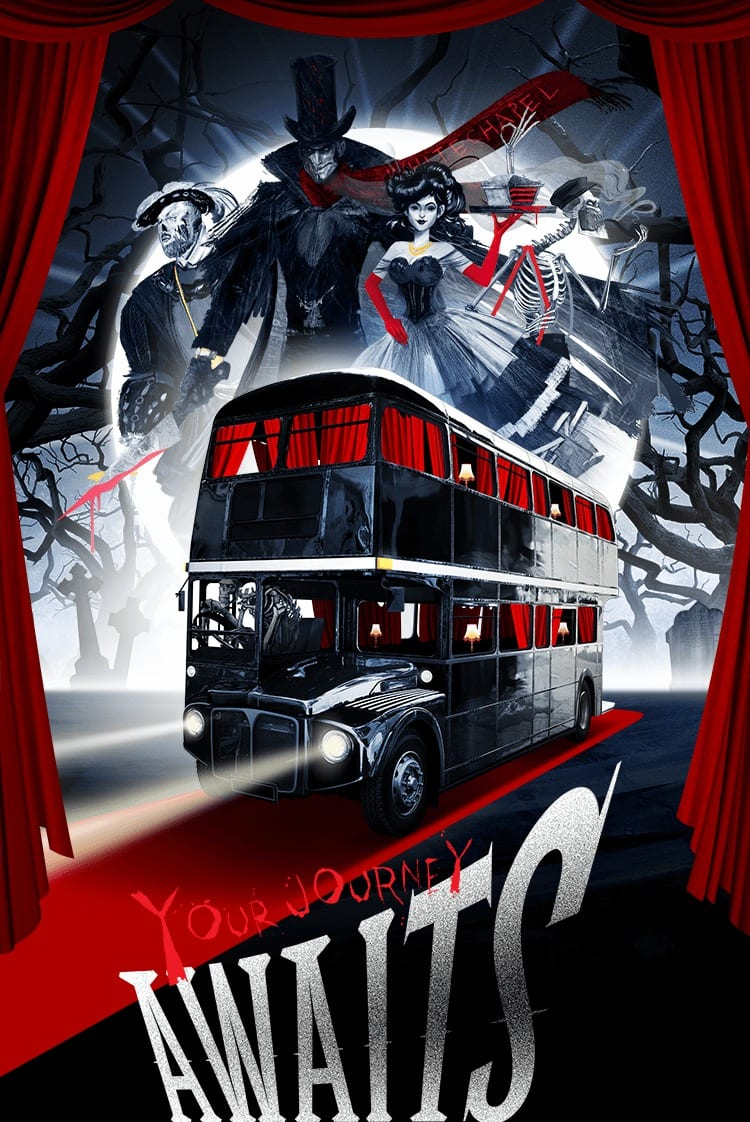 Comedy-Horror Sightseeing Tours