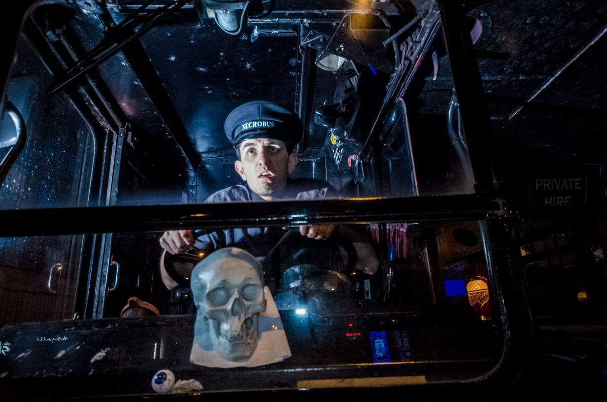 Ghost Bus Driver