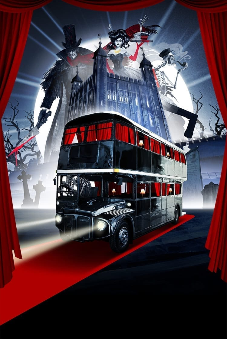 London - The Ghost Bus Tours