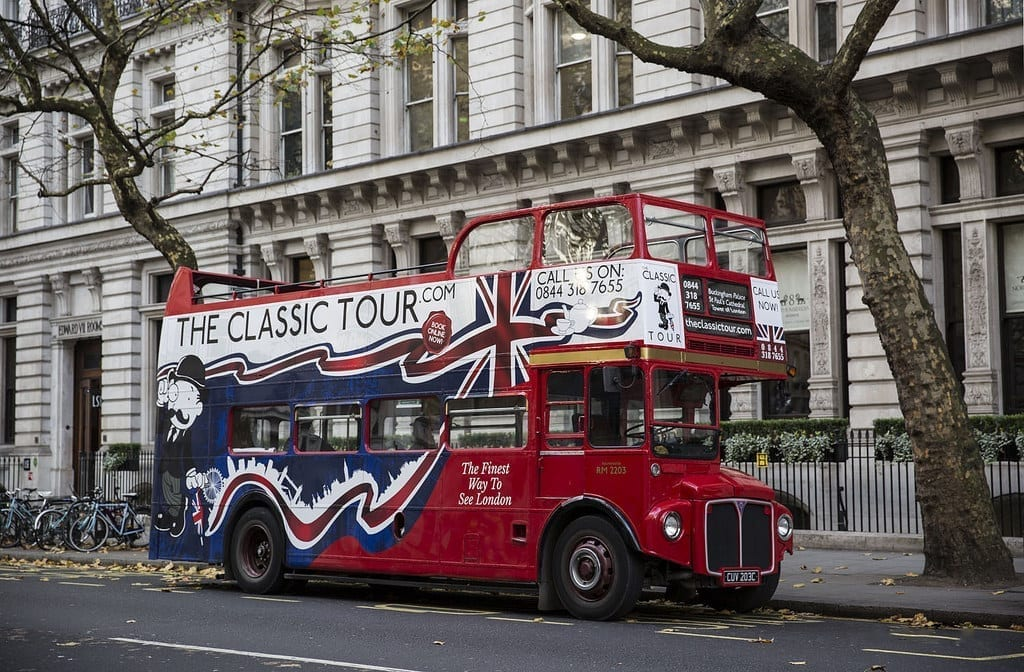 London The Ghost Bus Tours